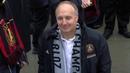 MLS Cup Victory Parade Closing Ceremony