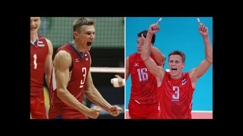 TOP 15 Crazy Moments Aggressive Setter Dimitry Kovalev Дмитрий Ковалёв SETTER SPIKER