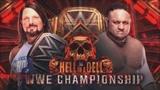 WWE Hell in a Cell 2018. AJ Styles vs Samoa Joe Promo.