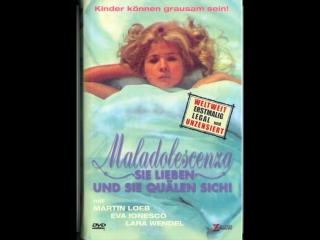 Распутное детство \ Maladolescenza (1977) Италия, Германия