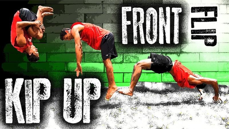 KIP UP FRONT FLIP • Combos Básicos de Solo
