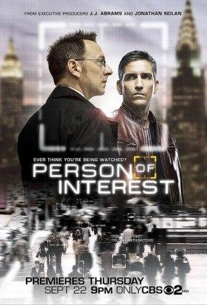 В поле зрения / Подозреваемый / Person of Interest | 3 Сезон