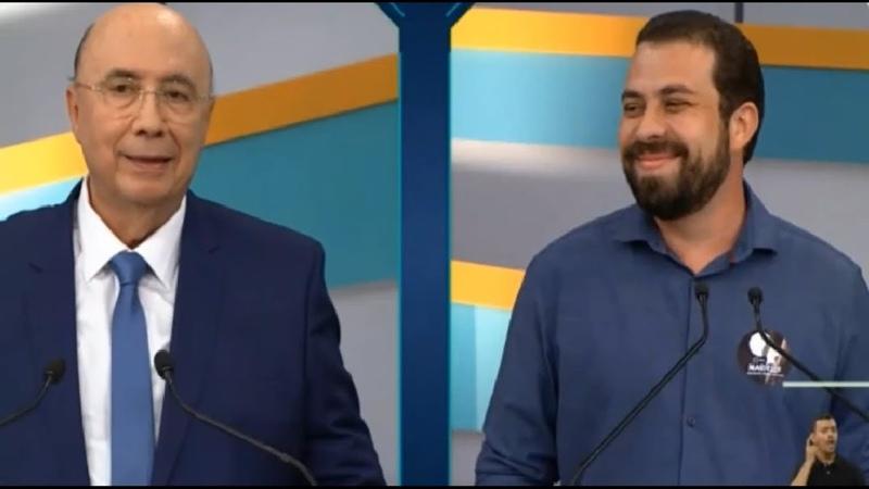 Guilherme Boulos é Humilhado em Debate da TV Gazeta (09/09/2018)