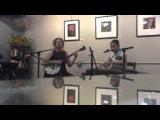 Abigail Washburn &amp Wu Fei - Banjo Guzheng picking girl