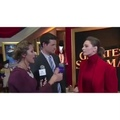 Rebecca Ferguson on Instagram Rebecca in an interview about filming the
