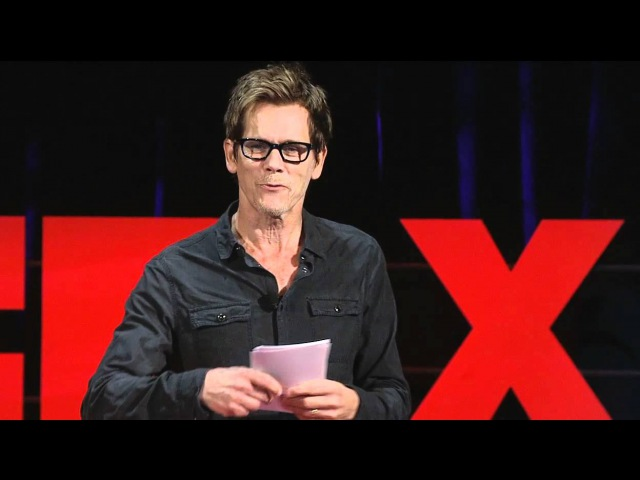 The six degrees | Kevin Bacon | TEDxMidwest
