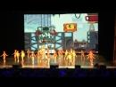 Индира впервые на сцене ГДЗ танец робот Бронислав