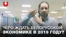 «Темпы роста будут ниже, чем в прошлом году». Чего ждать белорусской экономике в 2019 году