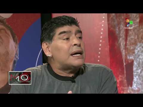 De la mano del Diez Maradona habla sobre el fracaso de Argentina