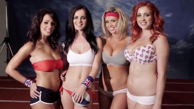 Emma Glover Leah Francis Lucy Vixen Holly Peers best busty girls