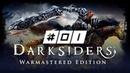 Darksiders Warmastered Edition 01 Gameplay PC O Inicio