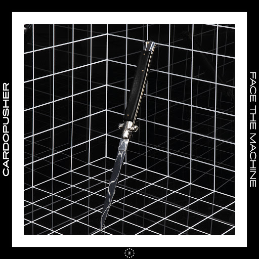 Cardopusher альбом Zone 34: Face the Machine