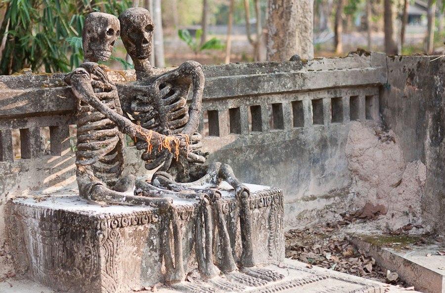 Парк Сала Кеоку. Тайланд 6uUktCkdpUI