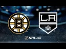 Boston Bruins vs Los Angeles Kings | Feb.16, 2019 | Game Highlights | NHL 2018/19 | Обзор матча