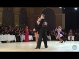 Fred Astaire Cup Professional Latin - Disney 2018 Grand Final