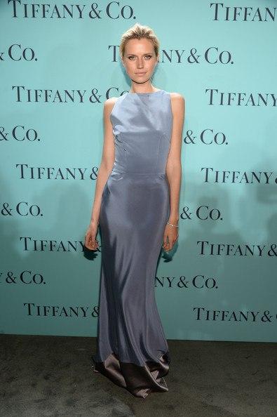 Звезды на балу Tiffany&Co в Нью-Йорке