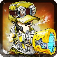 Install  Metal Defender: Battle Of Fire [MOD]