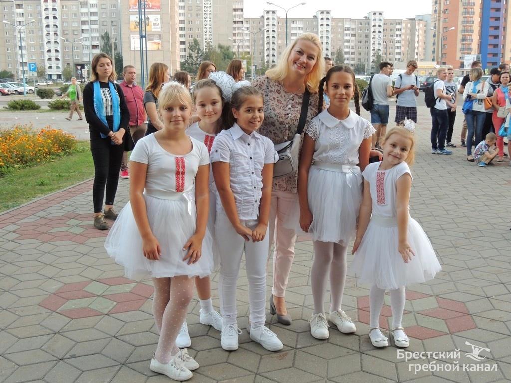 Традиционный «День мира в Бресте» состоялся на Брестском гребном канале