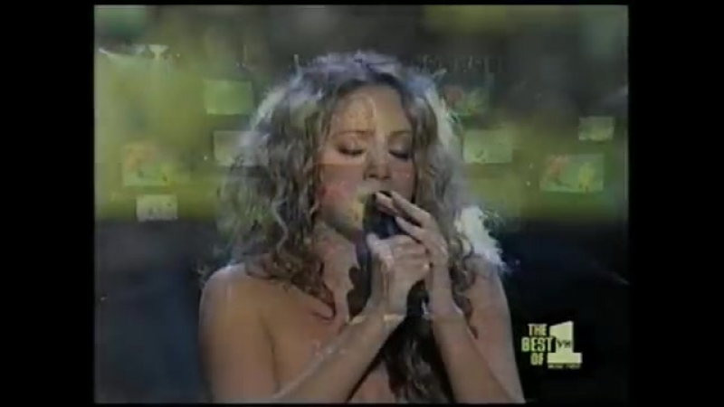 Mariah Carey - My All (live at 4th Annual Blockbuster Entertainment Awards)
