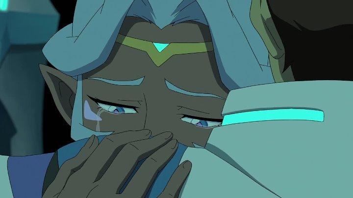 [AniDub] 06 серия - Вольтрон Легендарный защитник 6 Voltron Legendary Defender 6 [Azazel, Inferno Phantom, Eve]