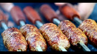 Keema Kabab Recipe - How to make Afghan keema kabab - International Cuisines