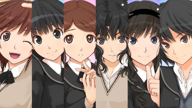 Amagami SS PSP