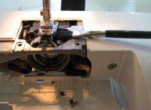 Уход за швейной машиной - фото 3 - советы по выбору в интернет–магазине Sewgroup