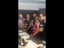Il Volo in diretta dalle prove di Radio Italia 16/06/18