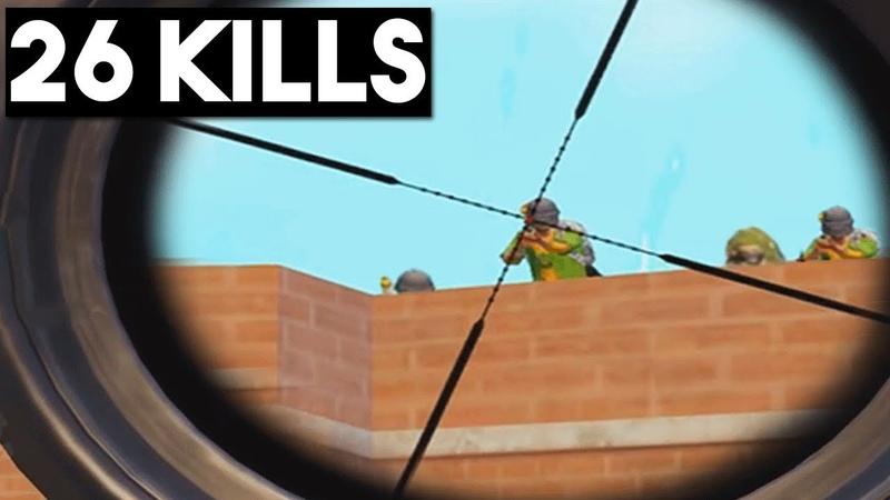 HOW DID I WIN THIS MATCH | 26 KILLS SOLO vs SQUADS | PUBG Mobile 🐼