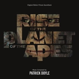 Patrick Doyle альбом Rise Of The Planet Of The Apes