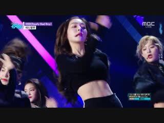 Red Velvet - Really Bad Boy @ Music Core 181208