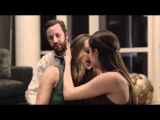 Girls HBO - 1x08 Marnie and Jessa kiss