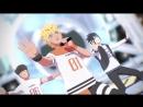 MMD Naruto At Gods Mercy _ Konoha Boys DL