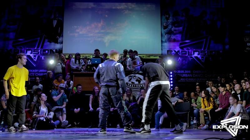 Breaking PRO 2x2 | FINAL | Armo Nikita vs K-Skill Funk Masta