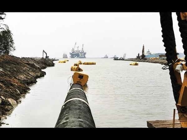 Европа убрала последнее препятствие на пути «Северного потока–2»