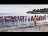 Отличная тренировка в воде в Кёкусинкай карате. Подготовка бойца. https://vk.com/oyama_mas