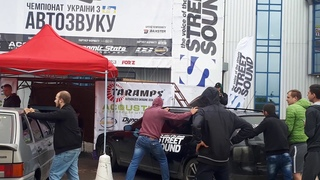 155+ Чемпіонату України з автозвуку CAR EMOTION 2018 - STREET SOUND TYPHOON SW-15D1