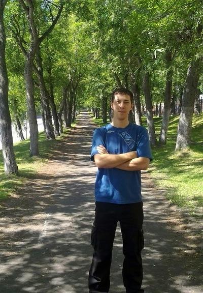 Павел Васильков, 20 ноября 1981, Иркутск, id209284884