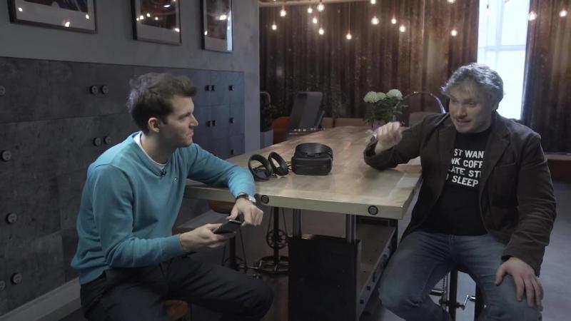 Владилен Ситников: Пропаганда, реклама и будущее в VR Где деньги, Дим?