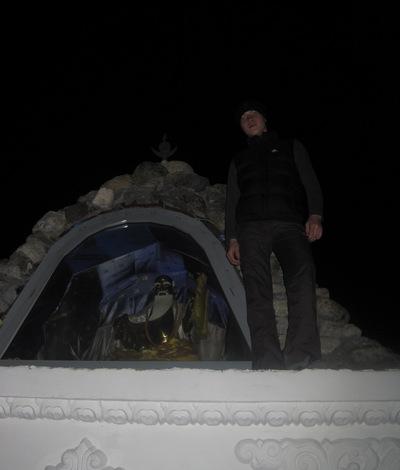 Андрей Каргин, Ангарск, id109311462