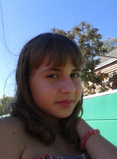 Кристина Бруславская, 29 декабря , Краснодар, id201513026