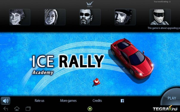 Скачать Ice Rally Academy для андроид