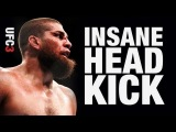Extreme Insane Headkick KO UFC Undisputed 3 Online Multiplayer MMAGAME Knockout Glitch