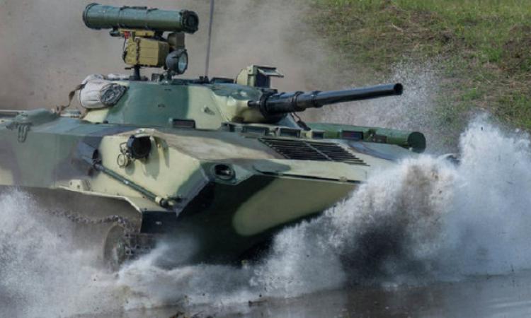 Минобороны РФ опровергло участие российских десантников в боях за Луганск на Украине