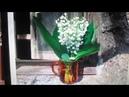 Многослойная живопись - Как написать ландыши - уроки рисования часть 1