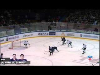 Лучшие голы ноября в КХЛ / KHL Top 10 Goals of November