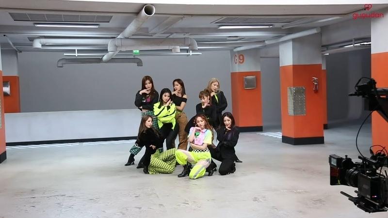 Gugudan(구구단) - 'Not That Type' MV Making Film