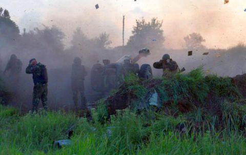 В больницу Куйбышевского района в тяжёлом состоянии доставлены два украинских пограничника