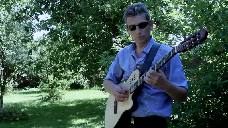 ПОТРЯСАЮЩАЯ ИГРА НА ГИТАРЕ ФЛАМЕНКО ИСПАНСКОЙ ВИРТУОЗ Анатолий Зеленков Spanish Guitar