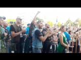 РУССКИЕ МОТОЦИКЛИСТЫ . НОЧНЫЕ ВОЛКИ ДОНБАСС (Вперед РОССИЯ!)